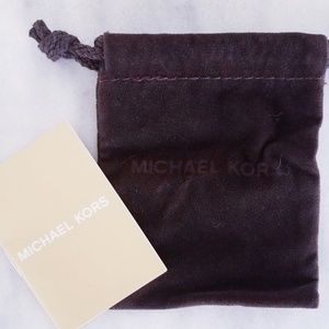 #743 Michael kors Watch Bag Pouch & Care Booklet
